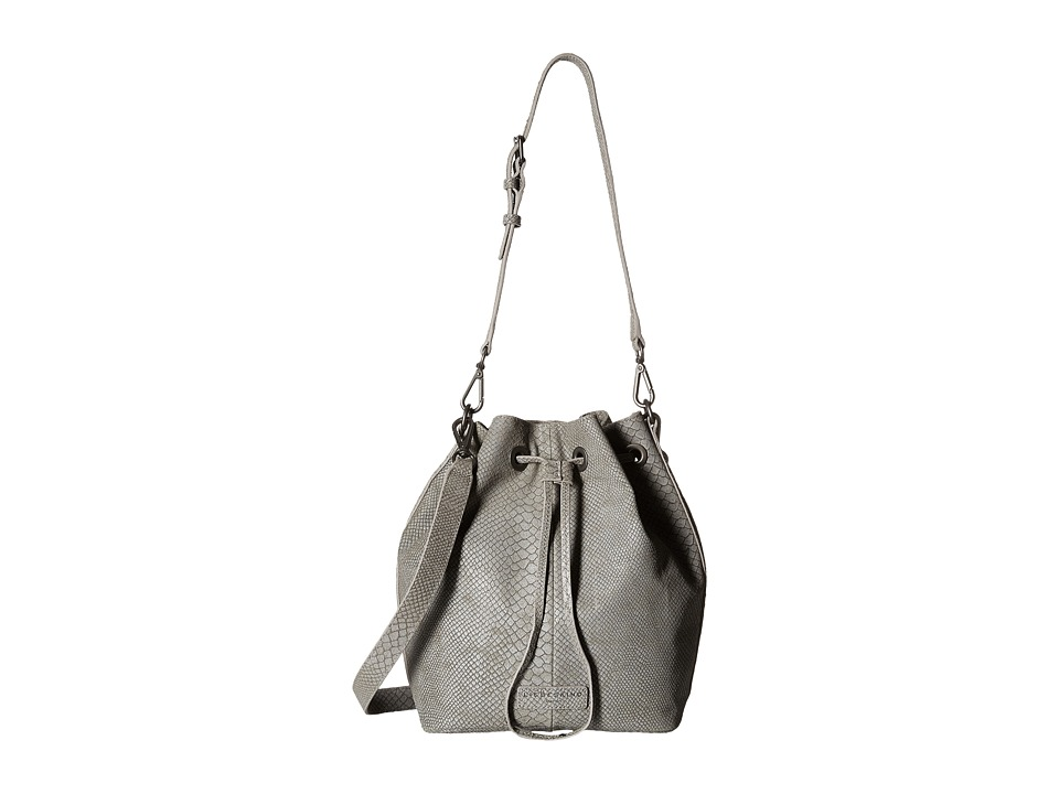 Liebeskind - Loki (Light Grey) Cross Body Handbags