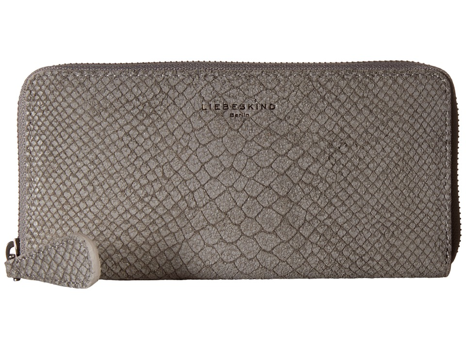 Liebeskind - Sally B (Light Grey) Wallet Handbags