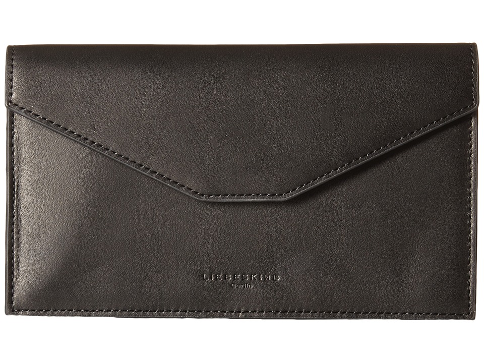 Liebeskind - Rusty (Black) Wallet Handbags