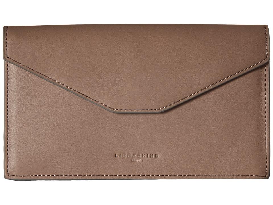 Liebeskind - Rusty (Cloud Grey) Wallet Handbags