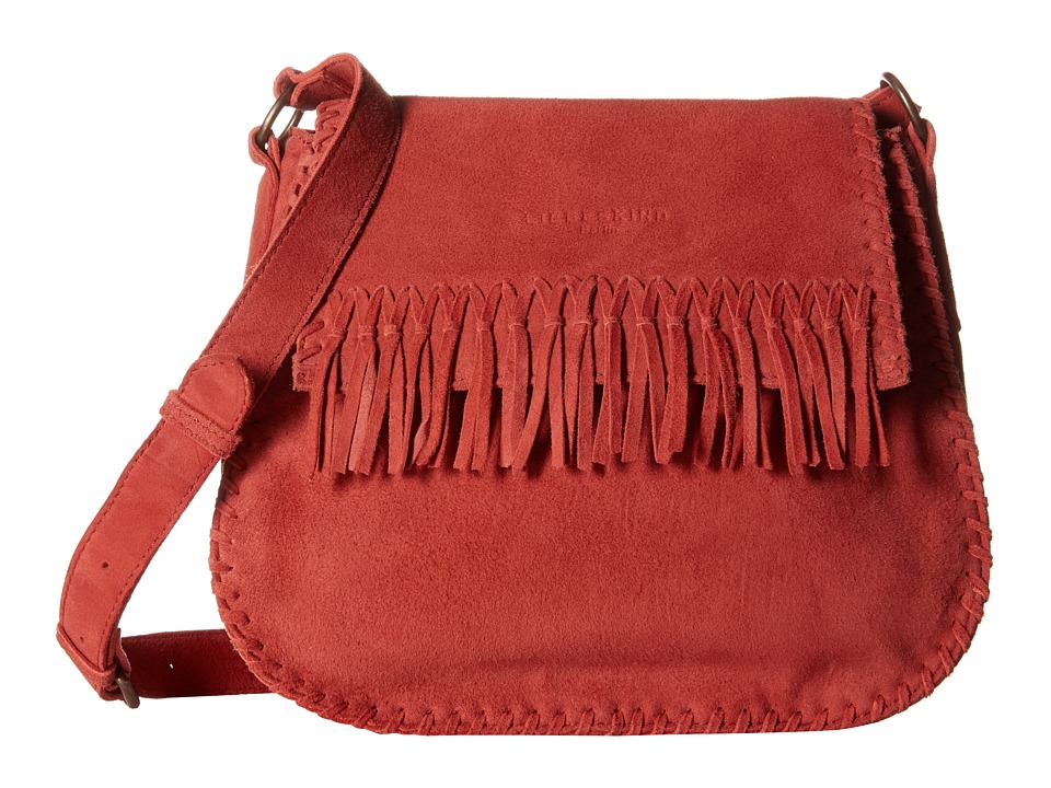Liebeskind - Edda (Lipstick) Cross Body Handbags