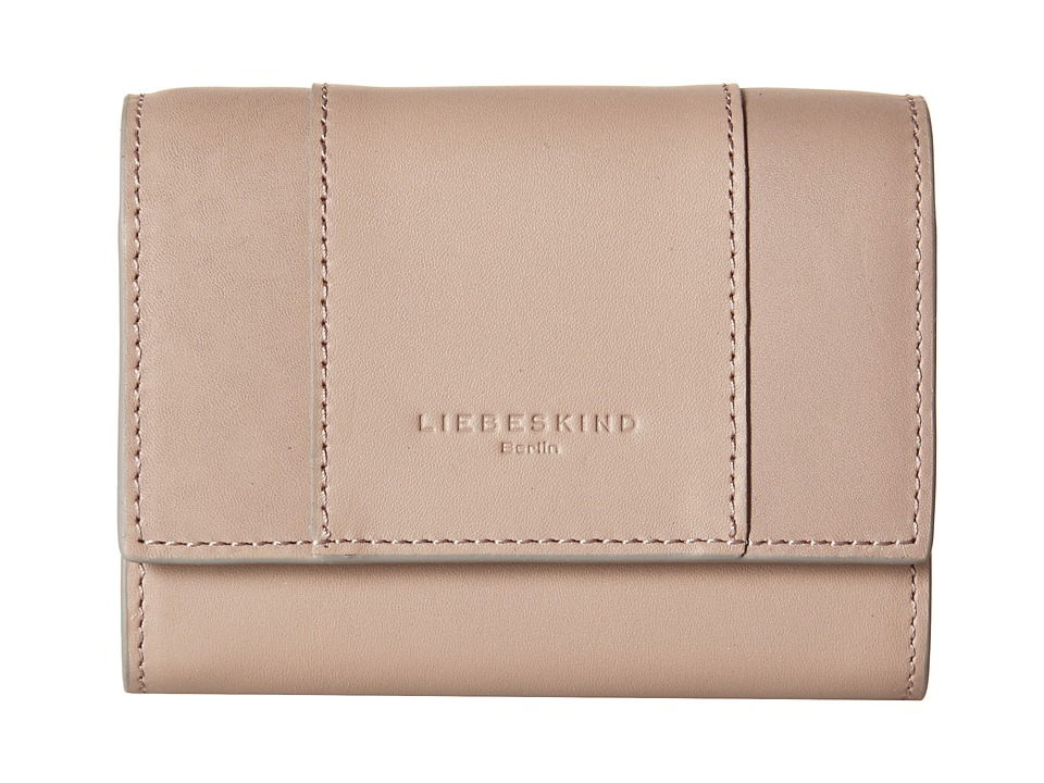 Liebeskind - Sumi (Cloud Grey) Wallet Handbags
