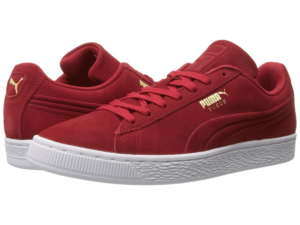 PUMA - Suede Classic Debossed Q3 (Barbados Cherry) Men