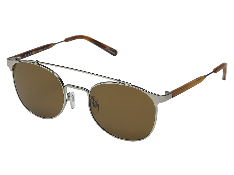 RAEN Optics - Raleigh (Matte Rootbeer) Polarized Fashion Sunglasses