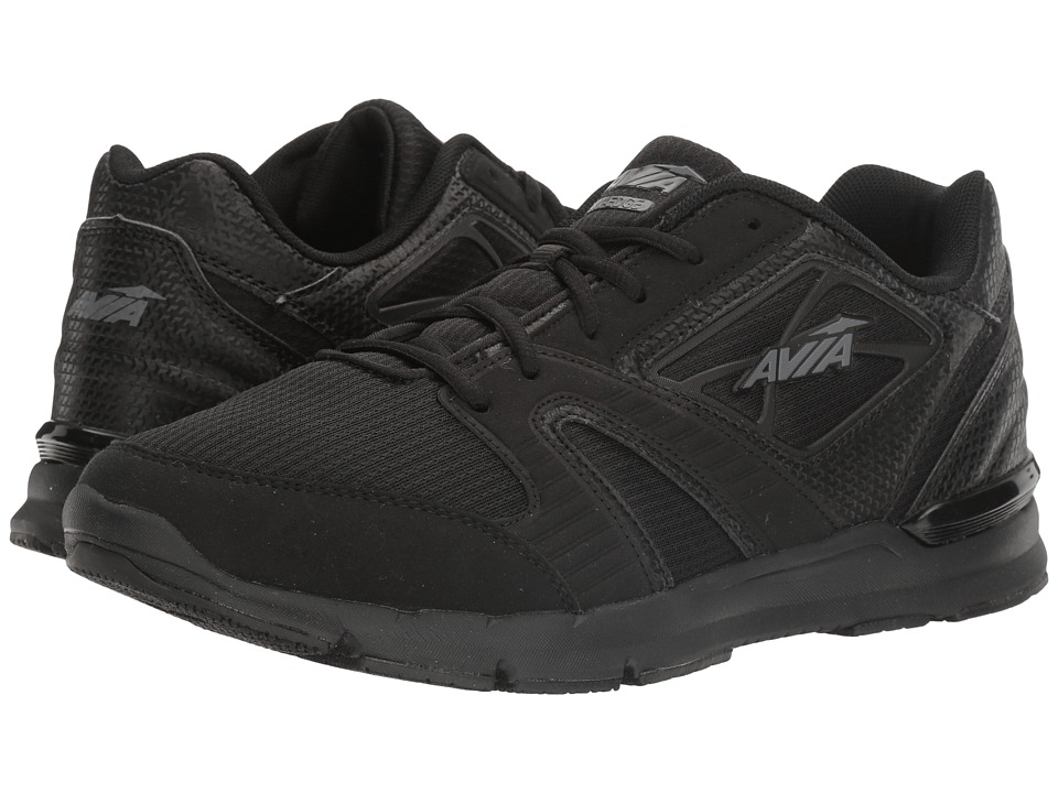 Image of Avia - Avi-Edge (Black/Iron Grey) Men's Shoes
