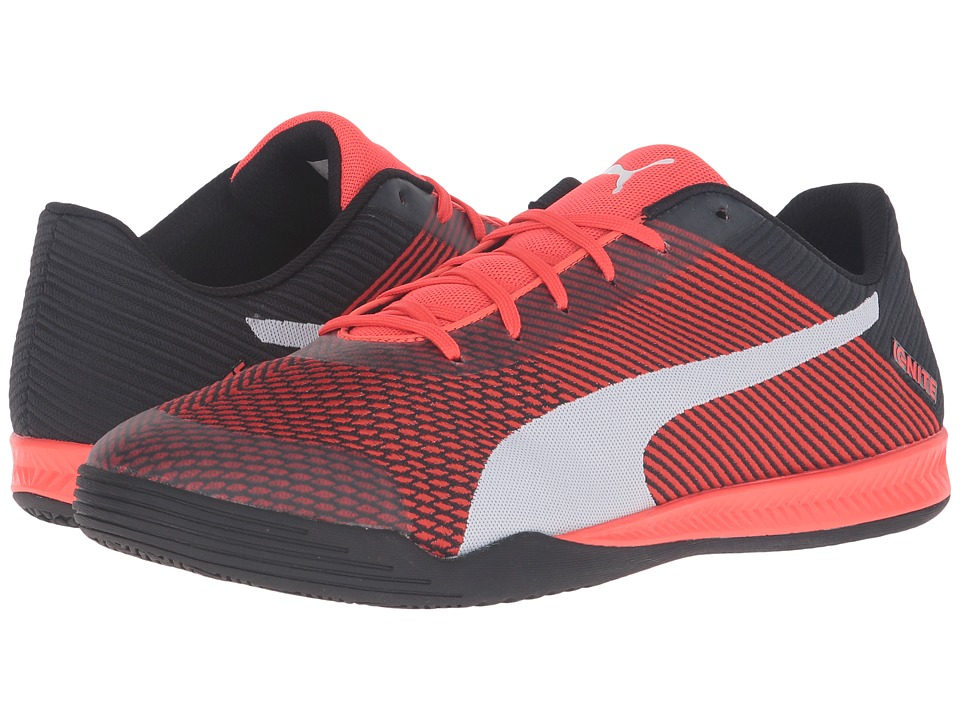 PUMA evoSPEED Star Ignite (Red Blast/White/Black) Men