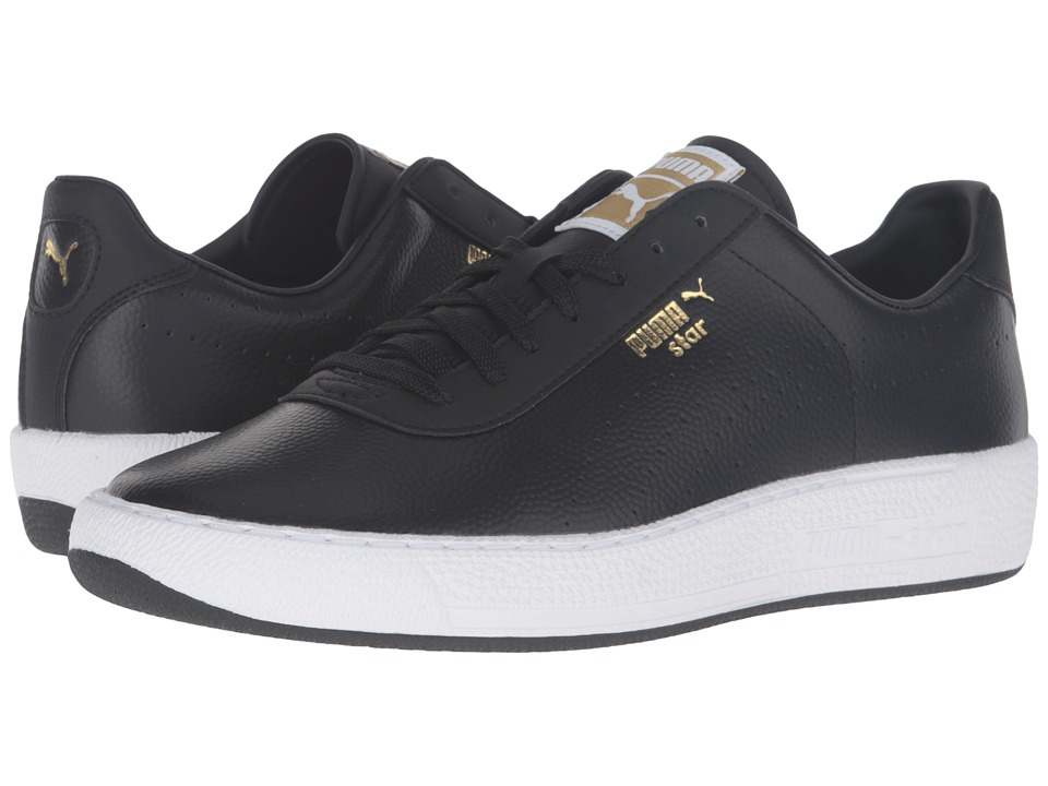 PUMA - Star L Core (Puma Black/Puma Black) Men's Tennis Shoes
