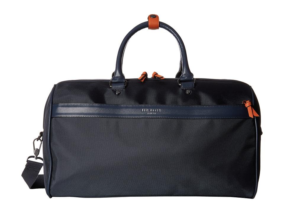Ted Baker - Grainz (Navy) Duffel Bags