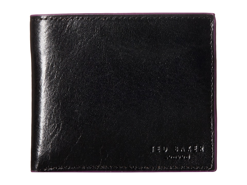 Ted Baker - Paintin (Black) Wallet Handbags