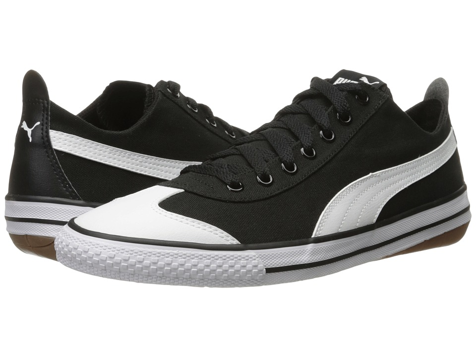 PUMA - 917 Fun (Puma Black/Puma White) Men's Shoes