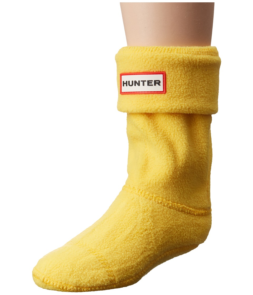 Hunter Kids - Welly Boot Socks (Toddler/Little Kid/Big Kid) (Sowester) Kids Shoes