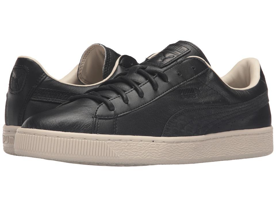 PUMA - Basket Classic Citi (PUMA Black) Men's Basketball Shoes