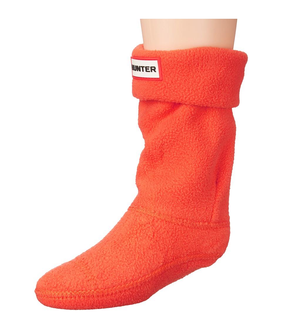 Hunter Kids - Welly Boot Socks (Toddler/Little Kid/Big Kid) (Scallop) Kids Shoes