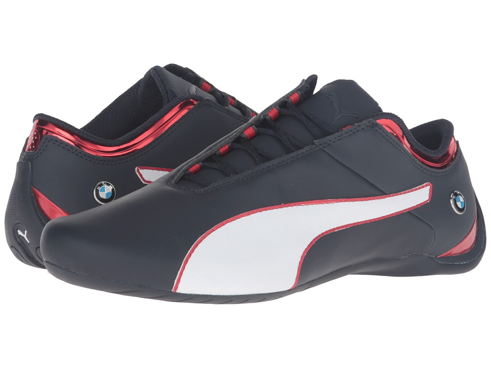 PUMA - BMW Future Cat S2 (Team Blue/Puma White) Men's Shoes