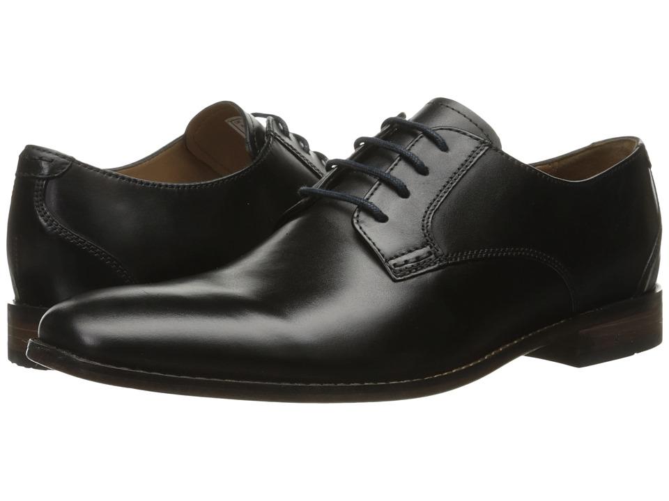 Bostonian - Narrate Vibe (Black Leather) Men's Shoes