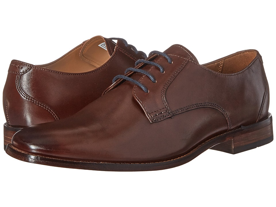 Bostonian - Narrate Vibe (Chestnut Leather) Men's Shoes