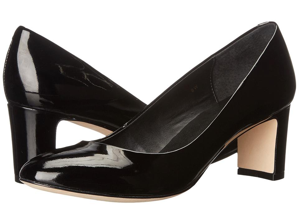 Vaneli - Zelena (Black Patent) High Heels