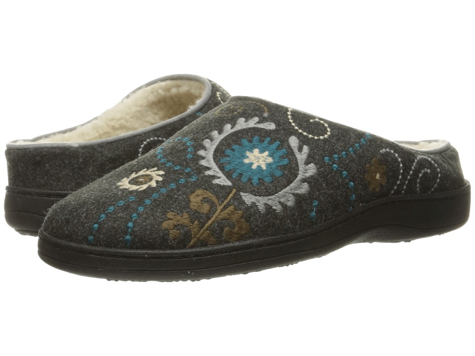 Acorn - Talara Mule (Flint) Women's Slippers
