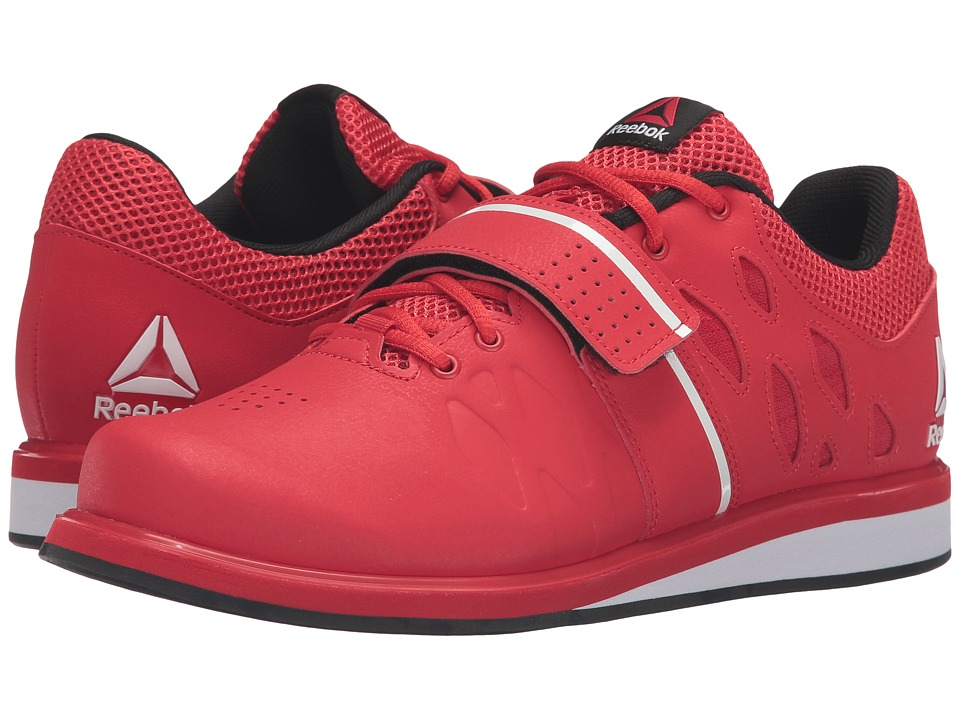 Reebok - Lifter PR (Primal Red/Black/White) Men's Cross Training Shoes