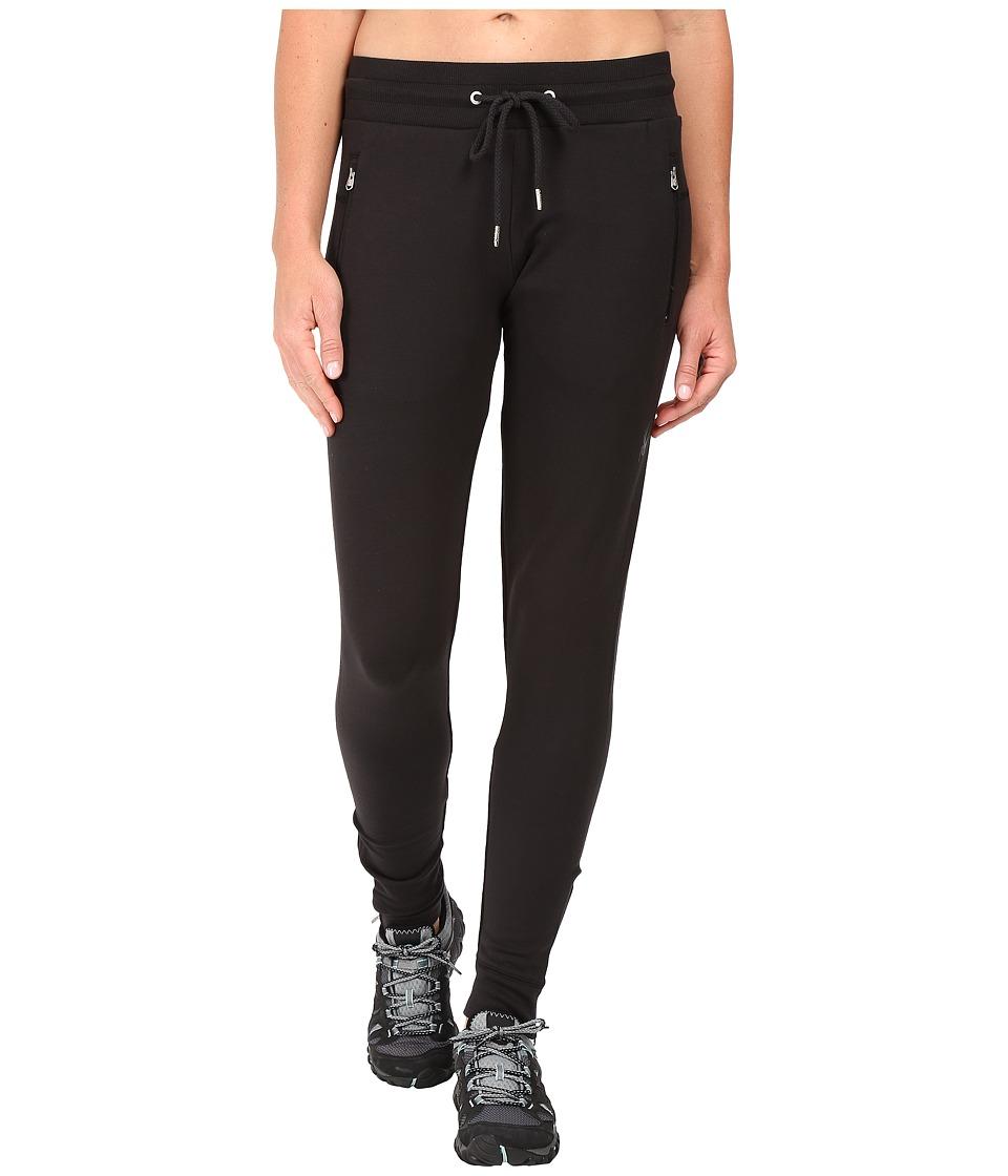 Spyder - Quynn T-Leg Jogger Pants (Black) Women's Casual Pants