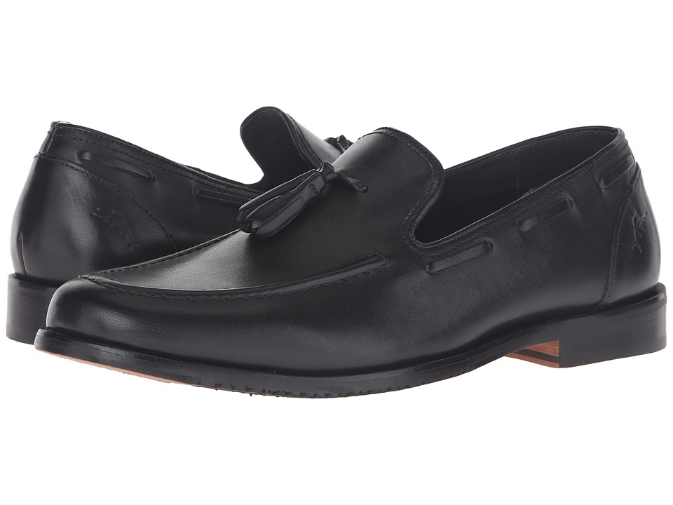 Tommy Bahama - Filip (Black) Men's Slip-on Dress Shoes