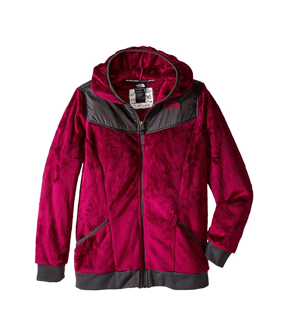 The North Face Kids - Oso Hoodie (Little Kids/Big Kids) (Roxbury Pink) Girl's Sweatshirt