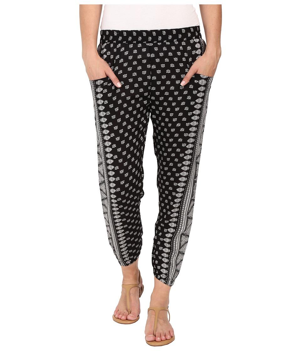 Amuse Society - La Paz Beach Pants (Black) Women's Casual Pants
