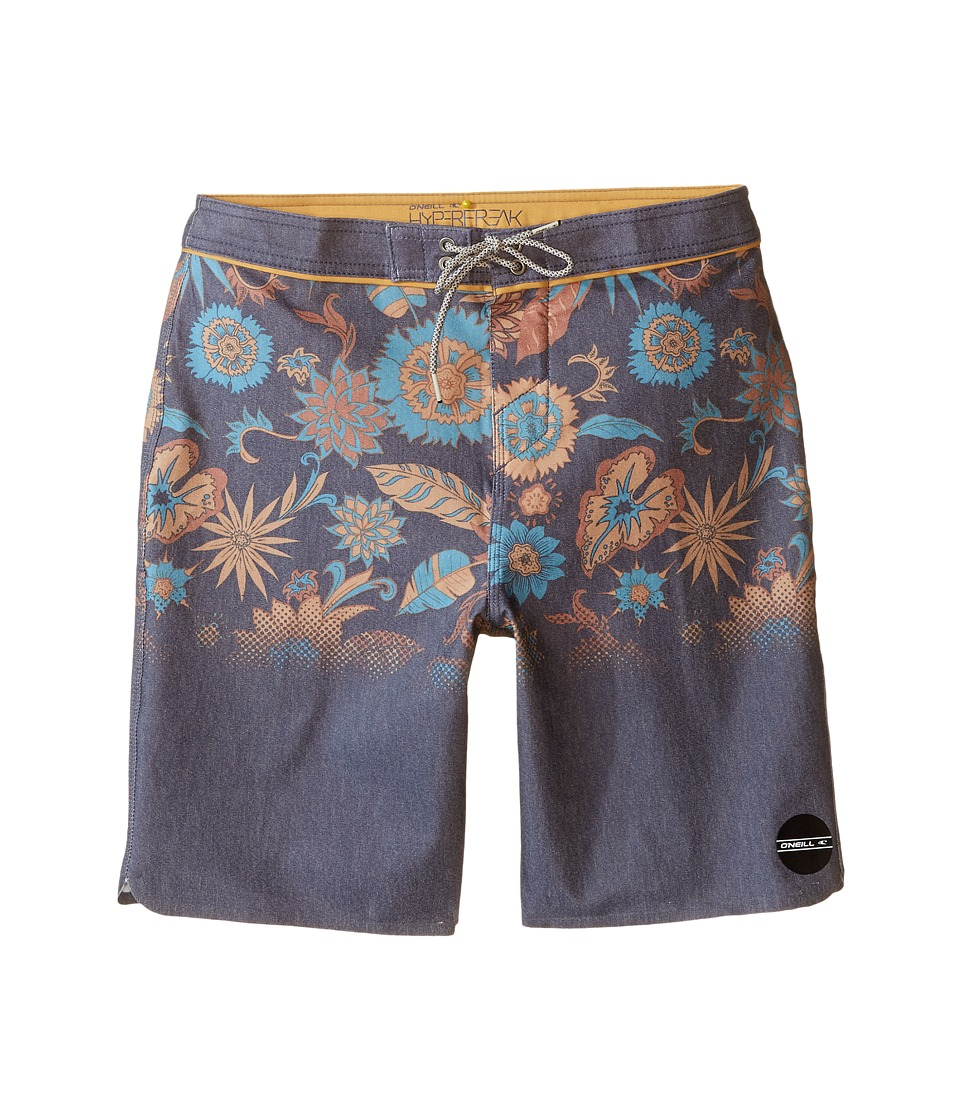 O'Neill Kids - Hyperfreak Sprouted (Big Kids) (Dark Indigo) Boy's Swimwear