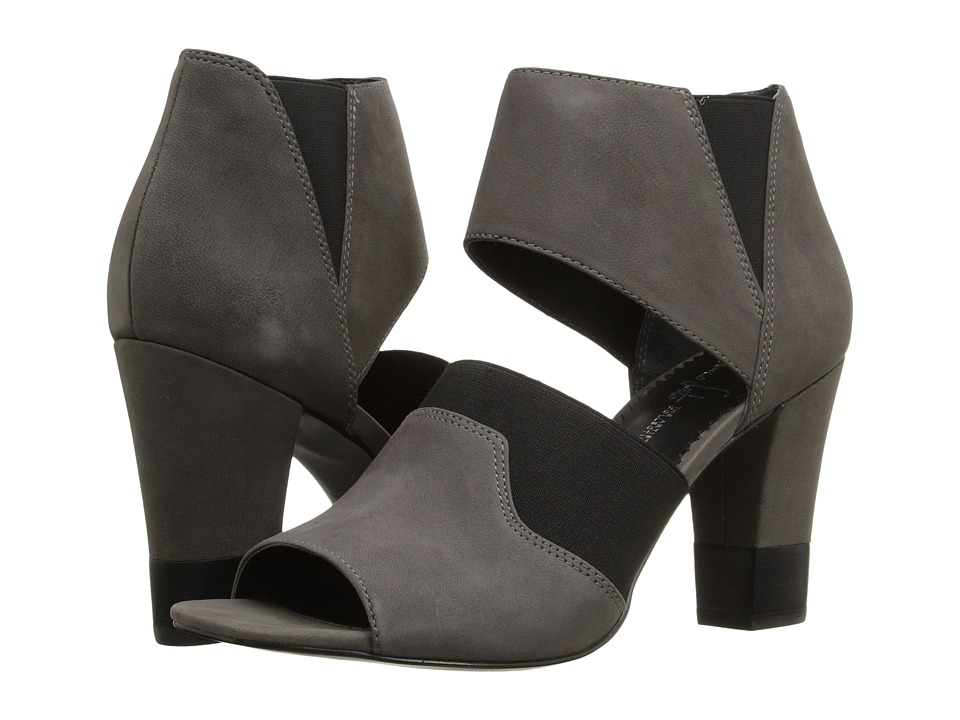 Franco Sarto - Brass (Charcoal Grey) Women's Shoes