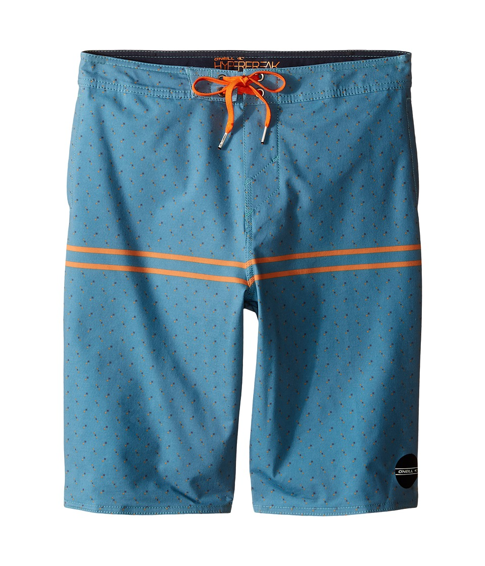 O'Neill Kids - Hyperfreak Astoria (Big Kids) (Teal) Boy's Swimwear