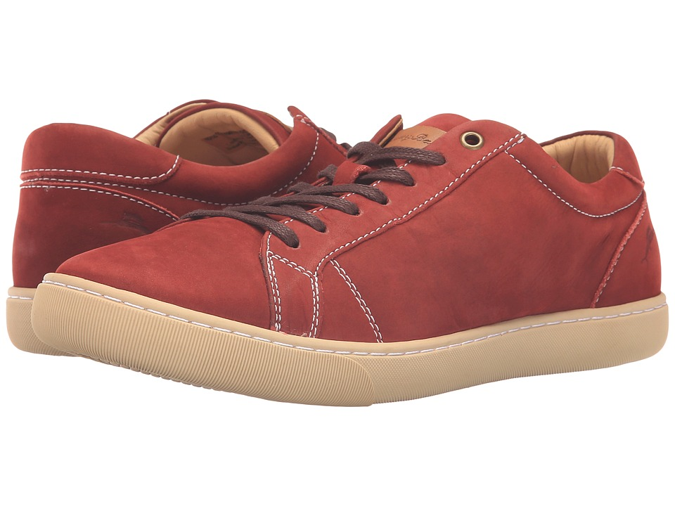 Tommy Bahama - Ultan (Dark Red) Men's Lace up casual Shoes
