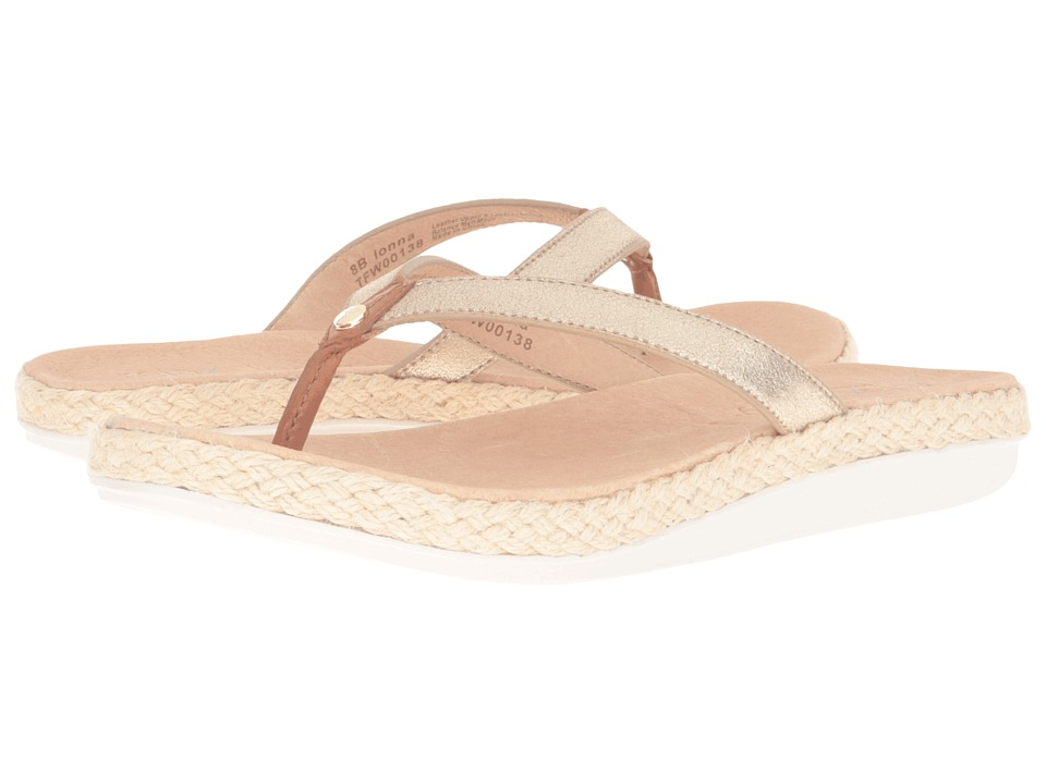Tommy Bahama - Relaxology Ionna (Gold Dust) Women's Sandals