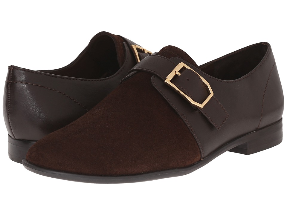 Franco Sarto - Truence (Milk Chocolate) Women's Shoes