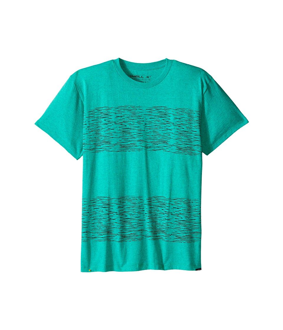 O'Neill Kids - Streaming T-Shirt (Big Kids) (Mahi Heather) Boy's T Shirt
