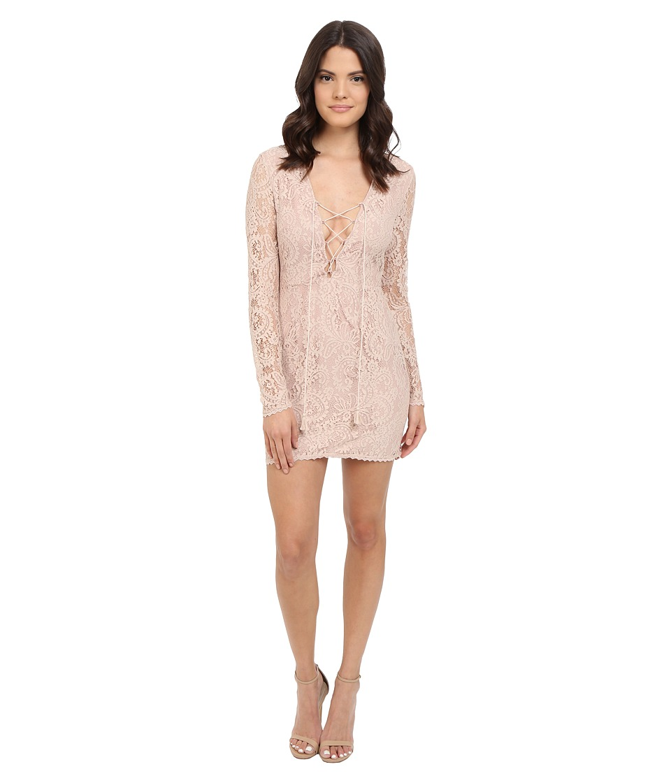 The Jetset Diaries - Resort Mini Dress (Nude) Women's Dress