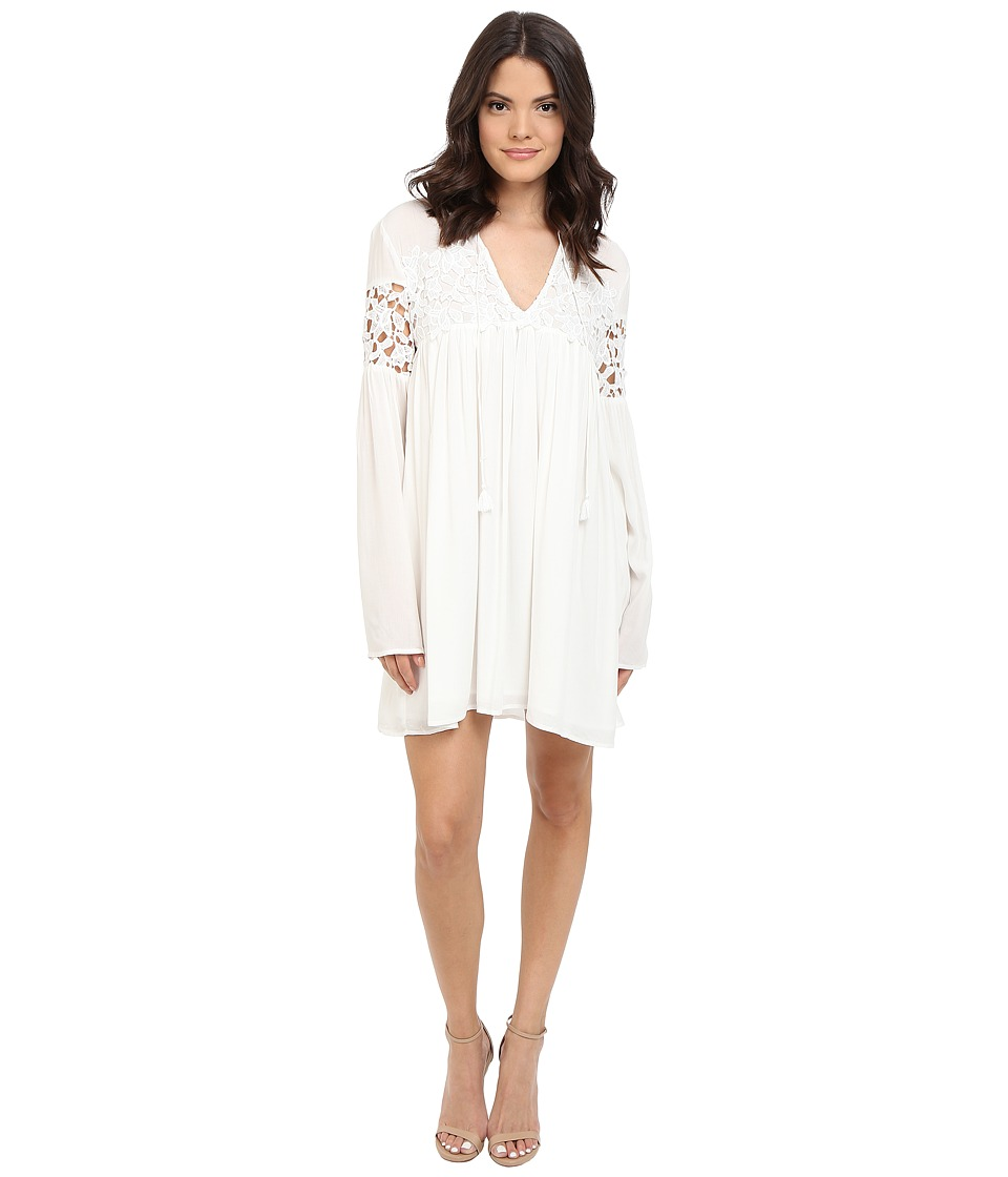 The Jetset Diaries - Villa Dress (Ivory) Women's Dress