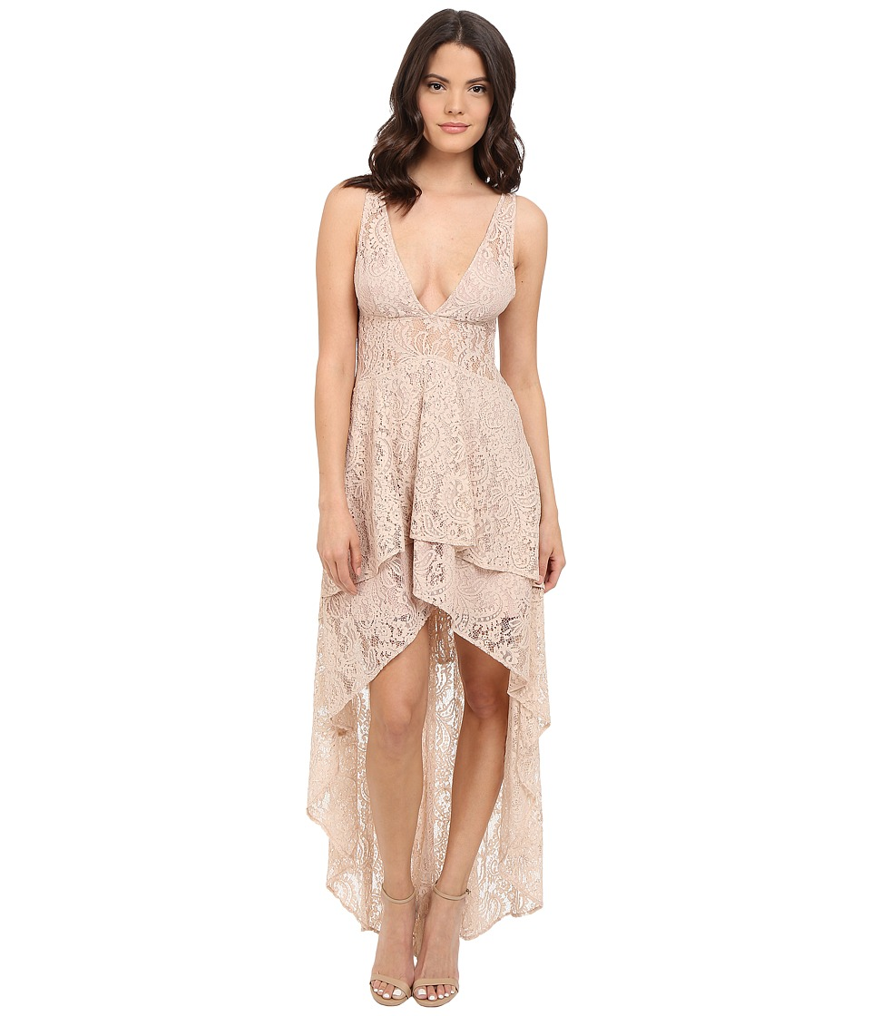 The Jetset Diaries - Resort Maxi Dress (Nude) Women's Dress