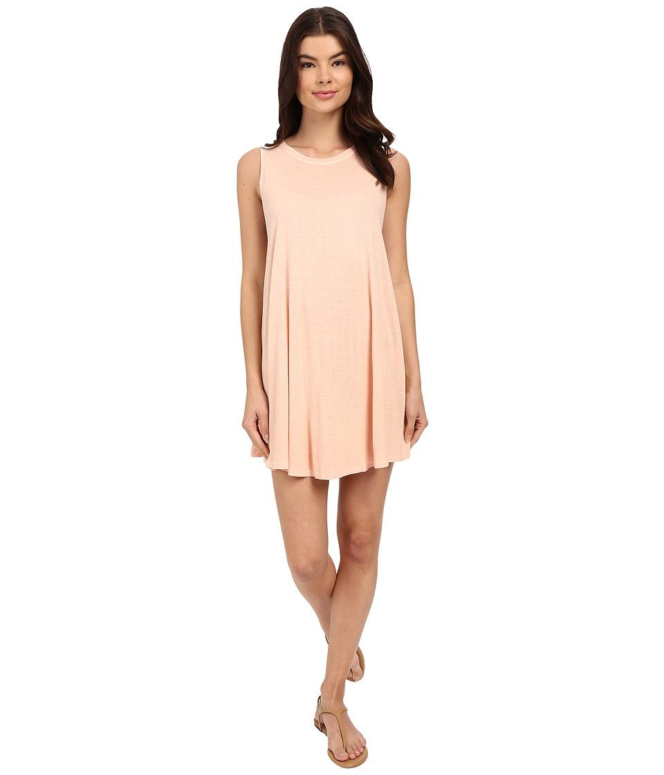 Amuse Society - Alexi Tank Dress (Peach) Women's Dress