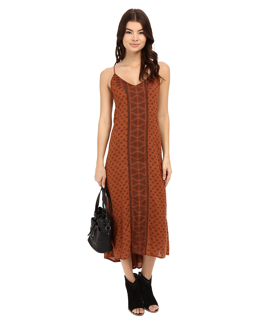 Amuse Society - Sakura Dress (Moccasin) Women's Dress