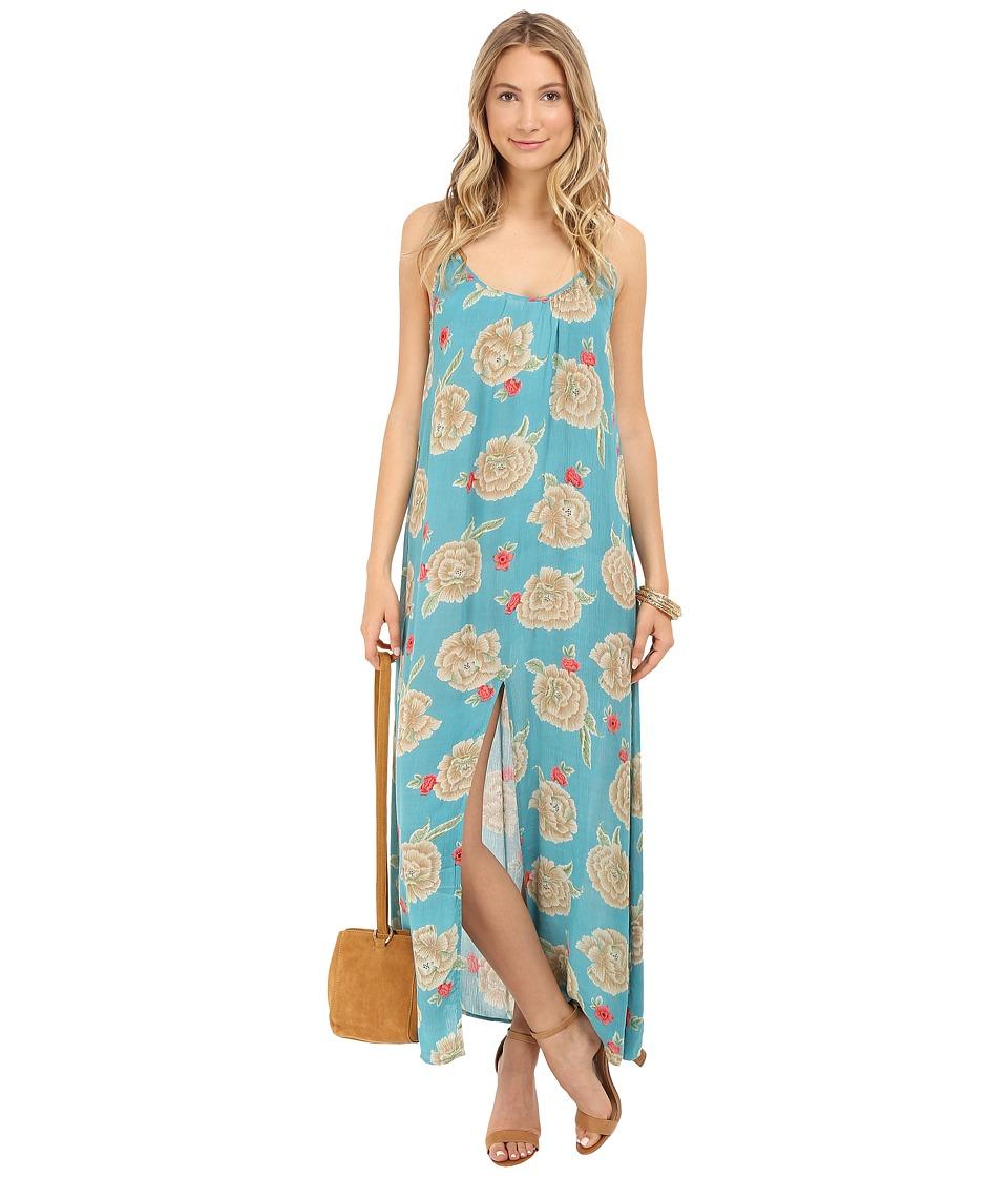Amuse Society - Aryia Dress (Ocean) Women's Dress