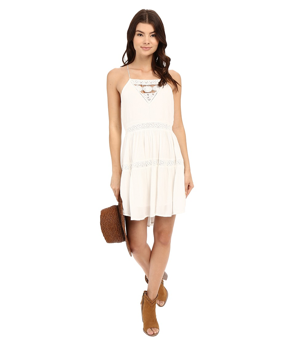 Amuse Society Linnea Dress (Casa Blanca) Women