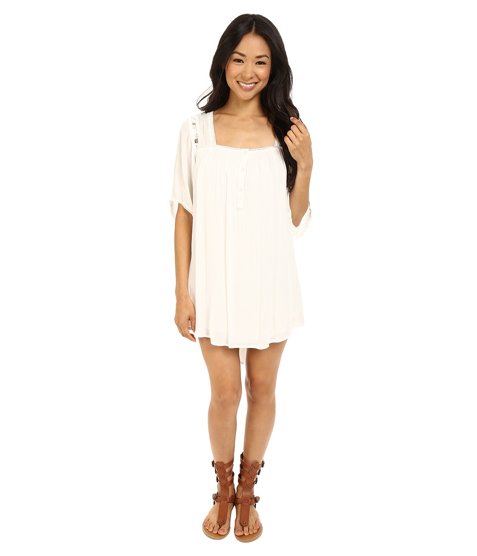 Amuse Society - Lucia Dress (Casa Blanca) Women's Dress