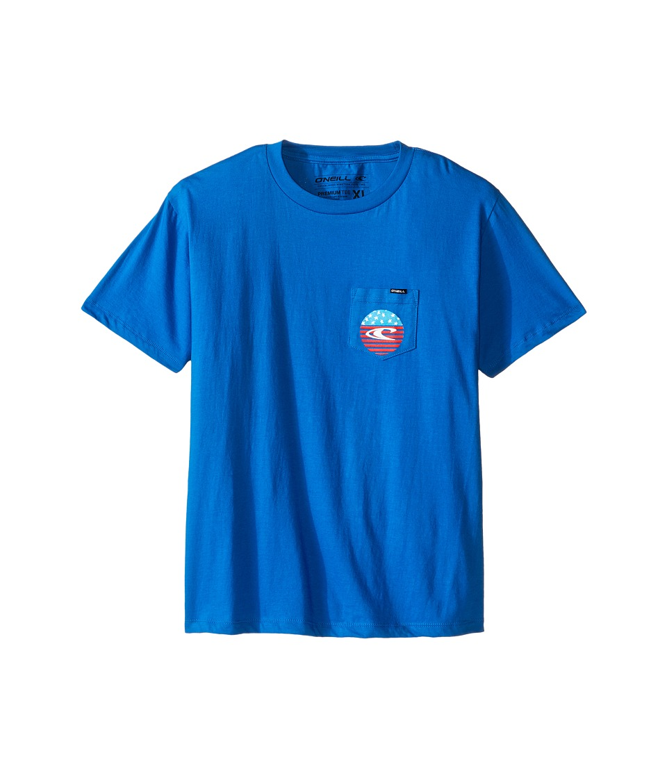 O'Neill Kids - Orientation T-Shirt (Big Kids) (Sea Diver) Boy's T Shirt