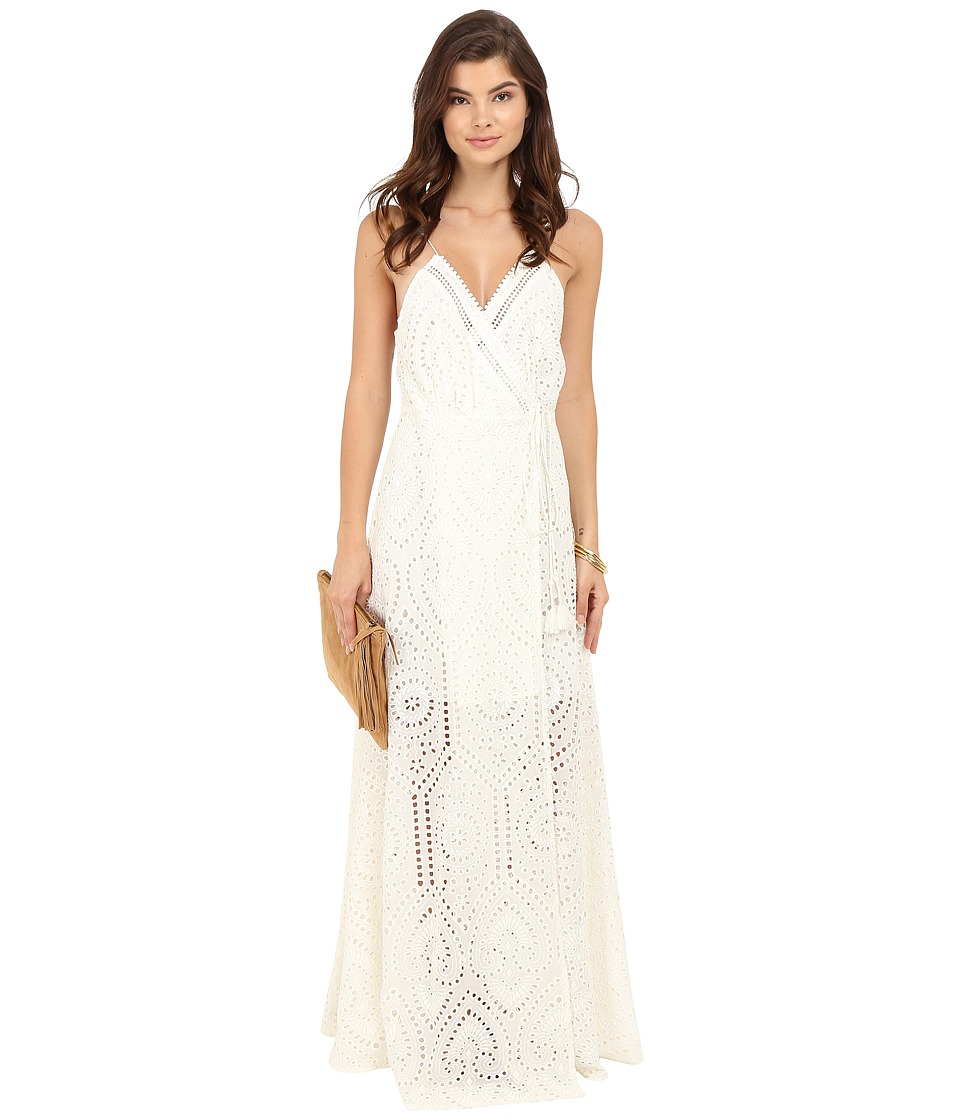 The Jetset Diaries - Santa Fe Maxi Dress (Ivory) Women's Dress