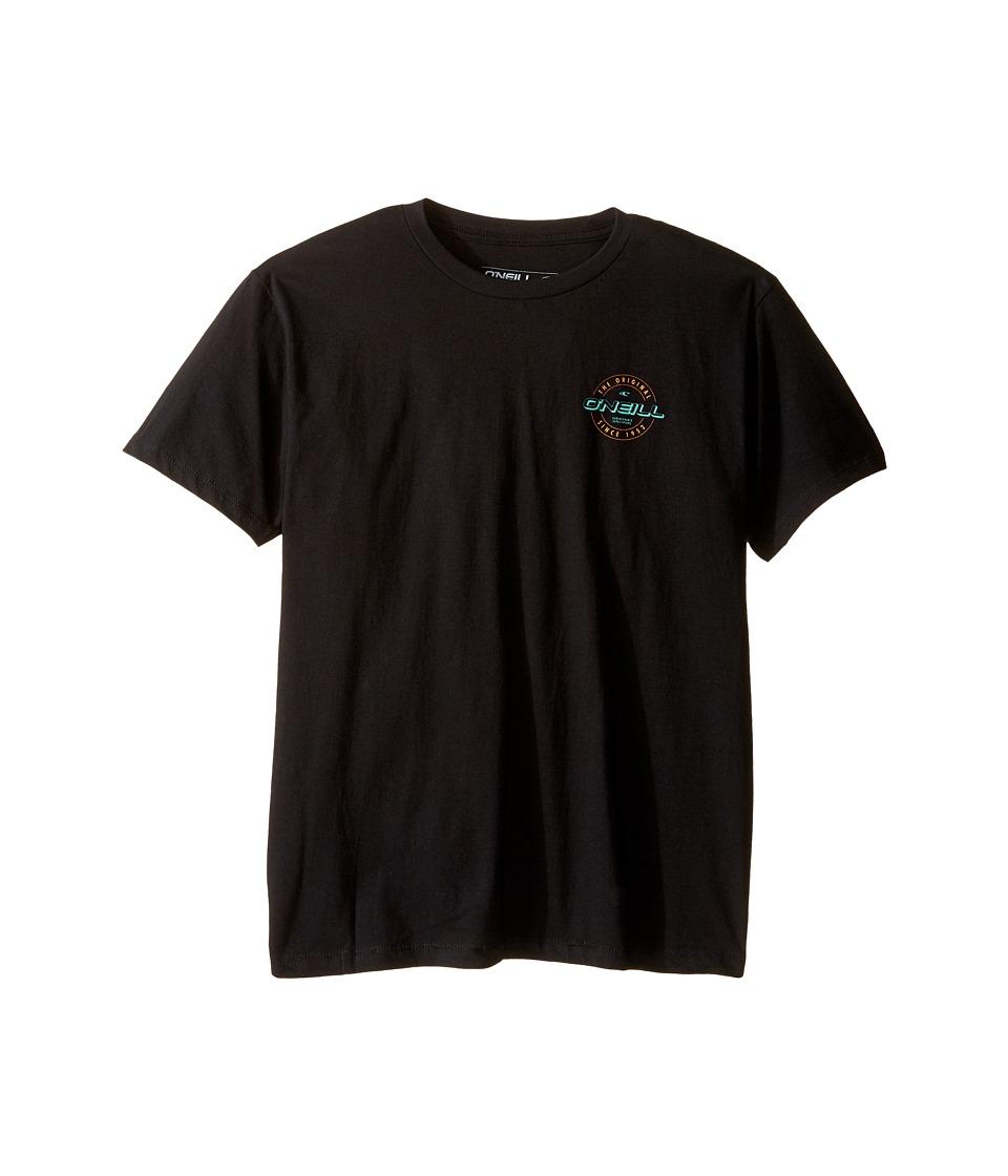 O'Neill Kids - Factor T-Shirt (Big Kids) (Black) Boy's T Shirt