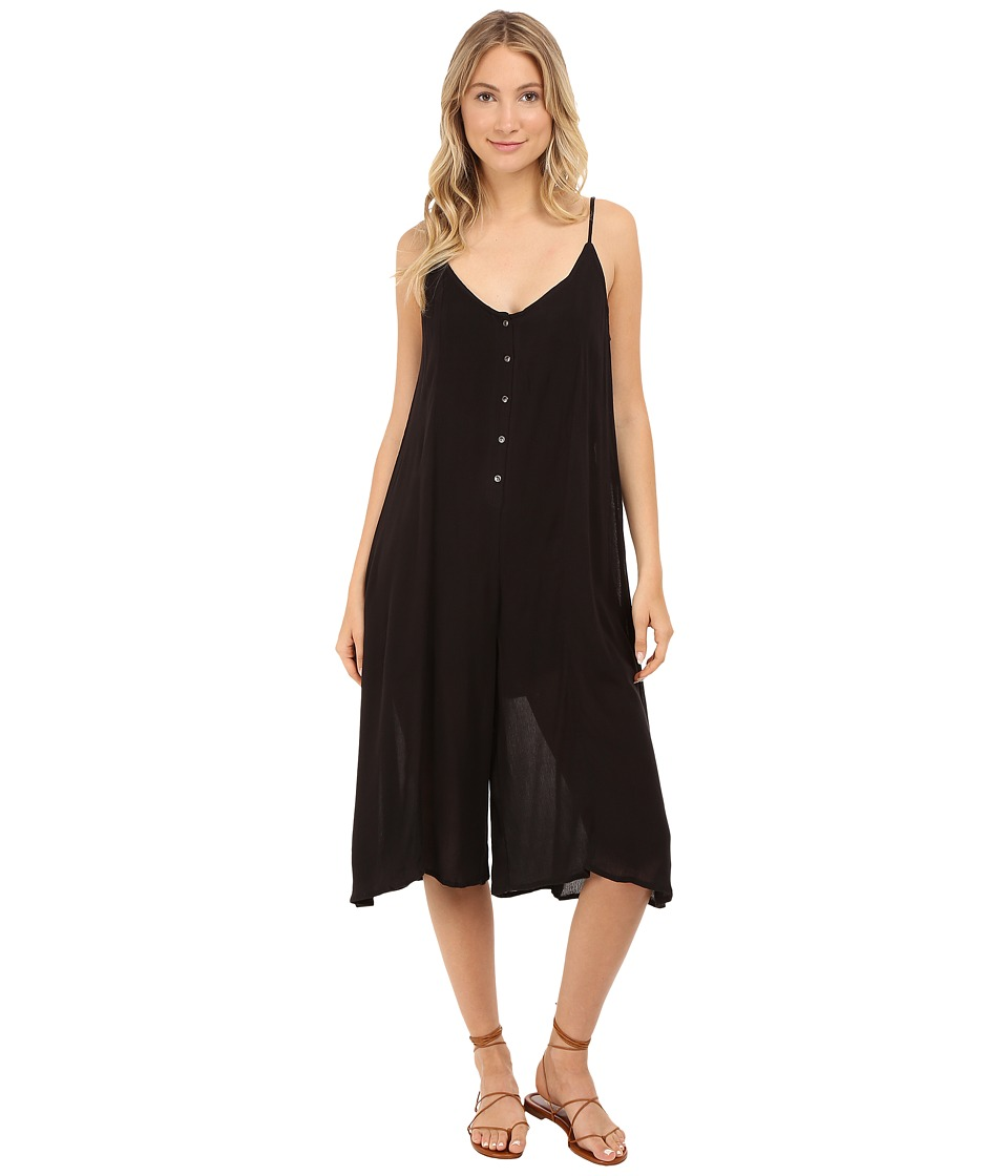Amuse Society - Misha Jumper (Black) Women's Jumpsuit & Rompers One Piece