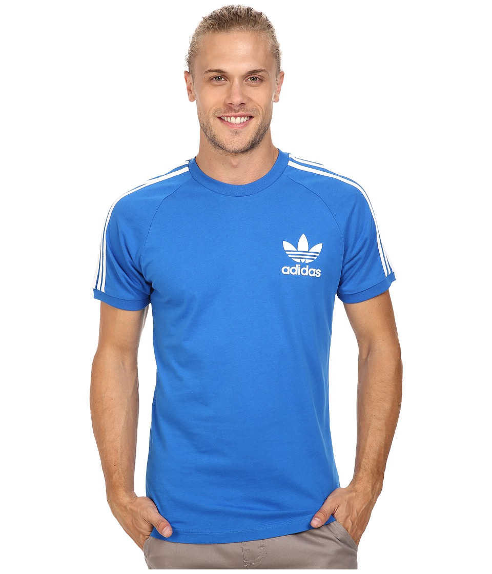 adidas Originals - California Tee (Bluebird) Men's T Shirt