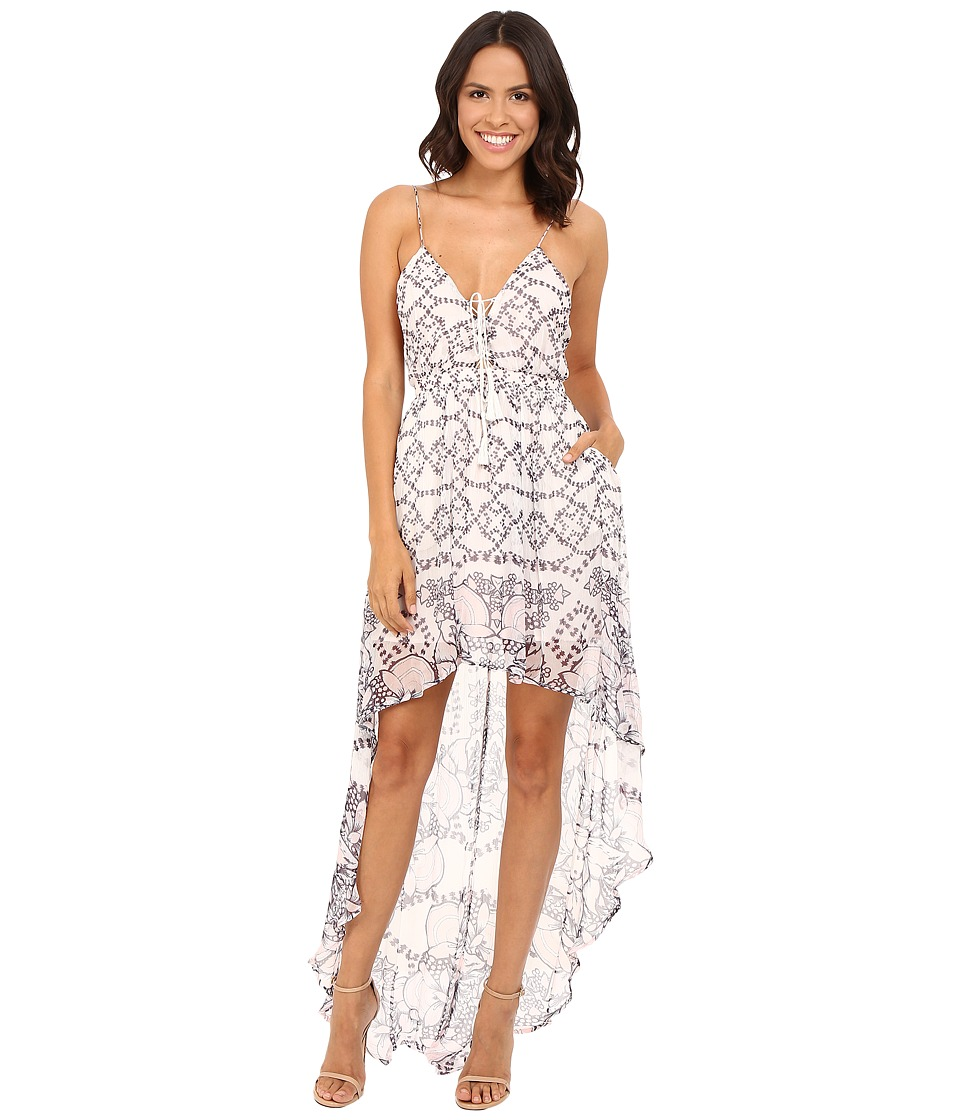 The Jetset Diaries - La Luz Maxi Dress (La Luz Print) Women's Dress