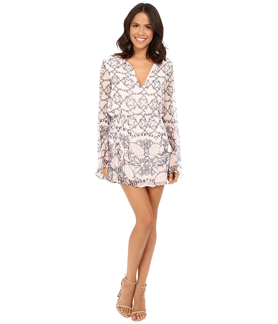 The Jetset Diaries - La Luz Mini Dress (La Luz Print) Women's Dress