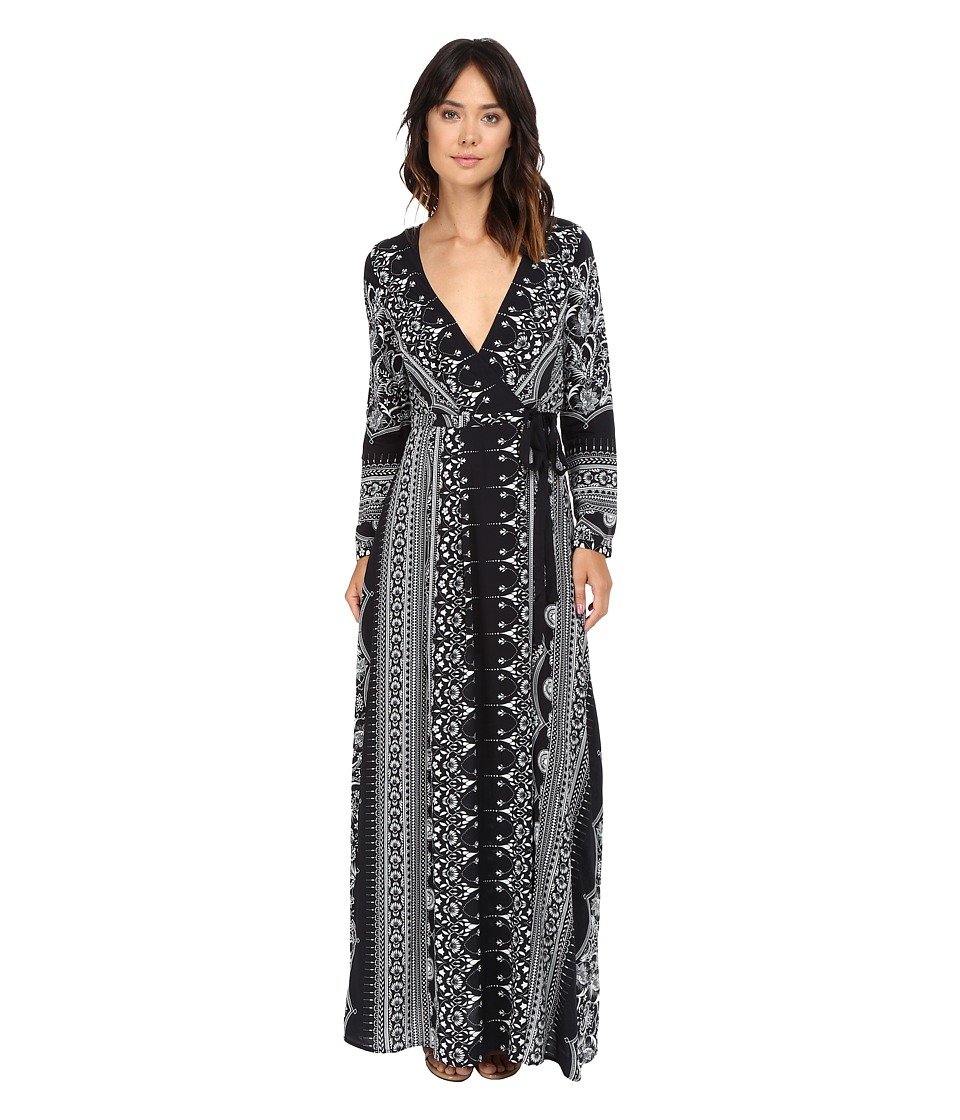 The Jetset Diaries - Las Estrellas Printllas Maxi Dress (Estrellas Print) Women's Dress